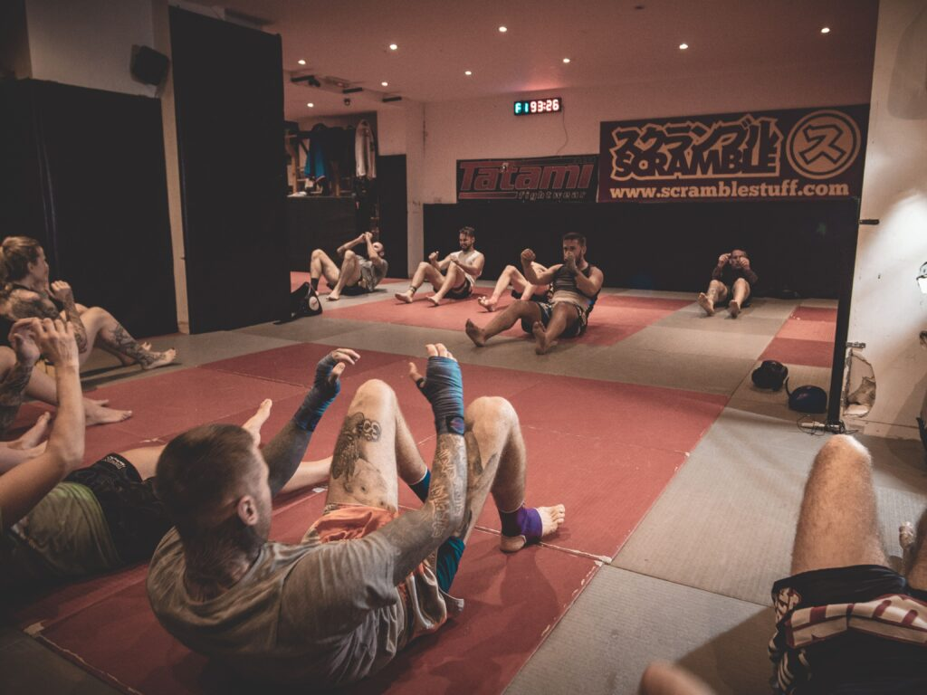 Thai boxing class bournemouth ippon